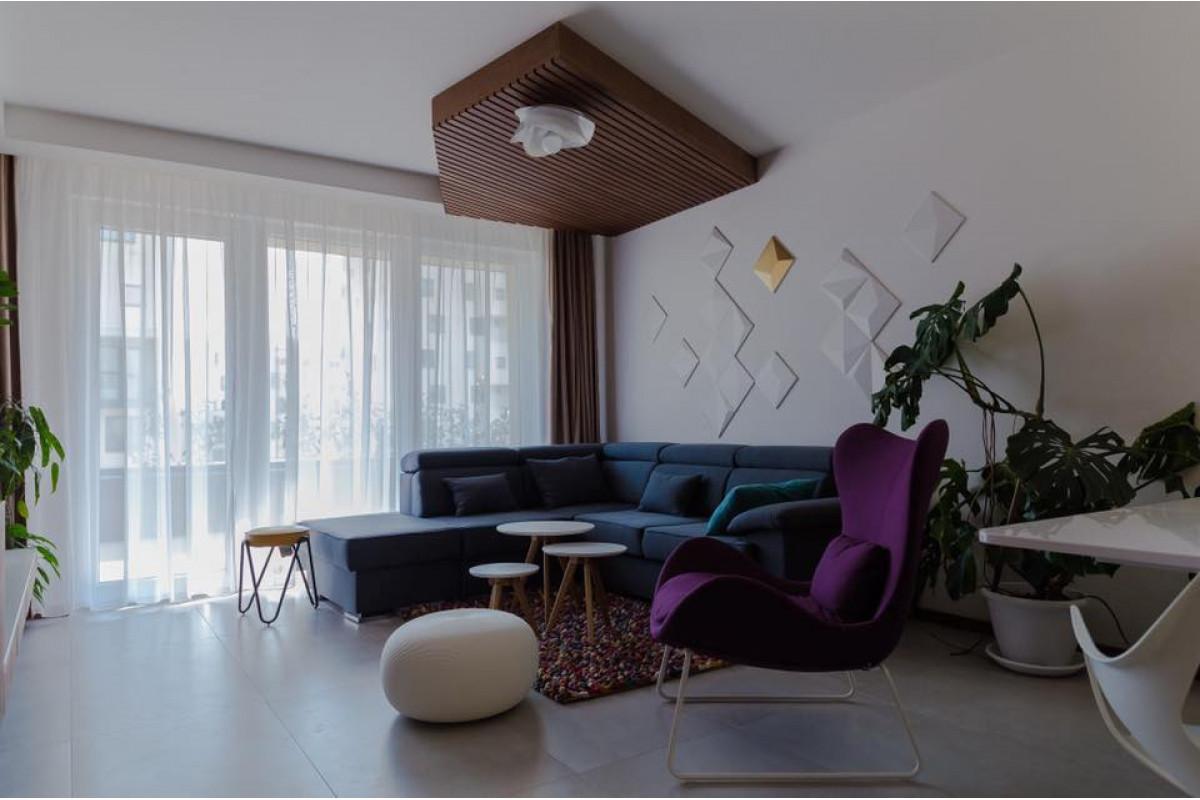 Interiér Nová terasa II., Košice