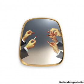 Mirrors Gold Frame S